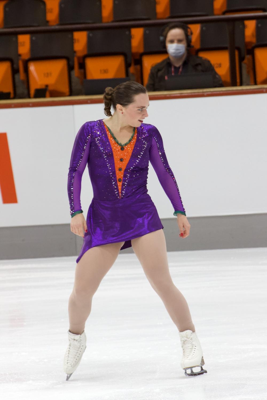 2021 Nebelhorn Trophy_Kür Damen_Josefin Taljegard