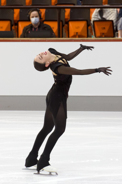 2021 Nebelhorn Trophy_Kür Damen_Kailani Craine