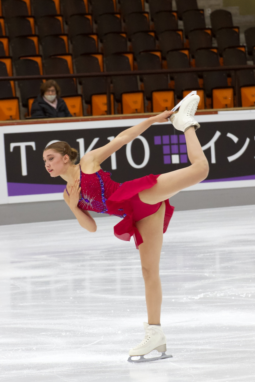 2021 Nebelhorn Trophy_Kür Damen_Alexia Paganini
